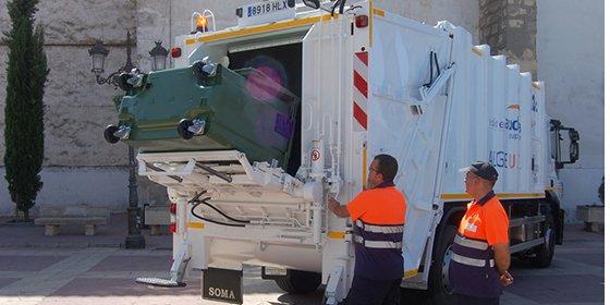 Primer contrato de basuras para una empresa española en Estados Unidos
