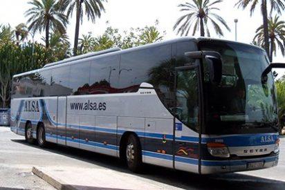 Alsa estará diez años con sus autobuses en Oporto por 500 millones