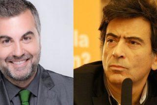 Carlos Alsina y Arcadi Espada, a palos radiofónicos a cuenta de la entrevista a Rajoy: