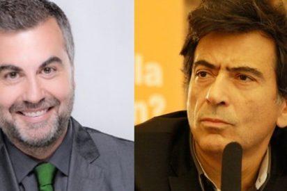 """Carlos Alsina y Arcadi Espada, a palos radiofónicos a cuenta de la entrevista a Rajoy: """"No pongas en mi boca cosas que yo no he dicho"""""""
