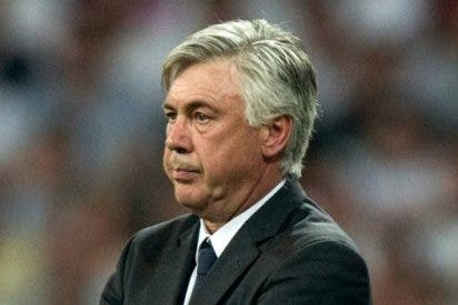 Ofrece su banquillo a Carlo Ancelotti