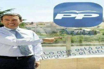 Sanz renuncia a continuar al frente del Partido Popular de Ávila