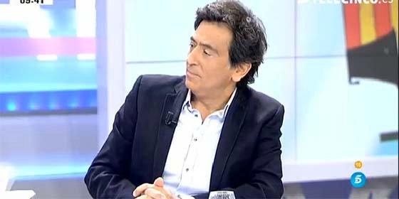 """Arcadi Espada: """"A mí no me felicitéis por la Diada, es obscena y grotesca"""""""