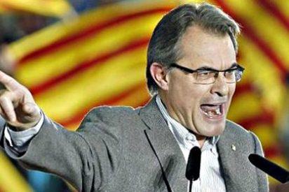 La 'Constitución' secreta que convertirá a Artur Mas en 'Jefe del Estado catalán'