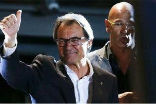 Fiasco de Mas, éxito formidable de Ciudadanos y batacazo brutal de Podemos