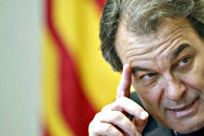 Artur Mas intenta replicar a Felipe González con una carta en plan víctima a los 'españoles'