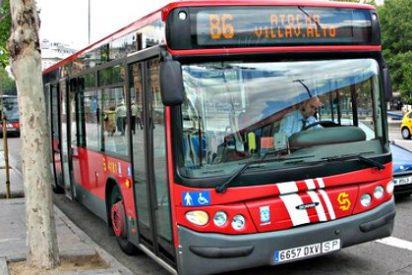 Los autobuses públicos urbanos piden prioridad en semáforos para ahorrar tiempo