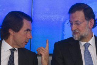 Aznar, el mejor socio que tuvo Pujol, critica a Rajoy por no frenar a los separatistas catalanes