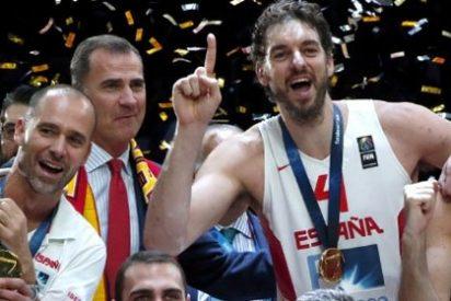 6.148.000 espectadores (44'5%) vieron como España se convertía en la campeona del Eurobasket