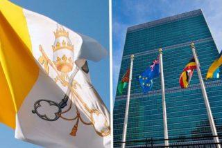 El Vaticano izará su bandera en la ONU por primera vez el próximo viernes