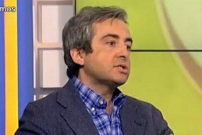 """Pedro Fernández Barbadillo: """"PSOE y Podemos están aplicando un programa para dividir el país entre los buenos"""""""