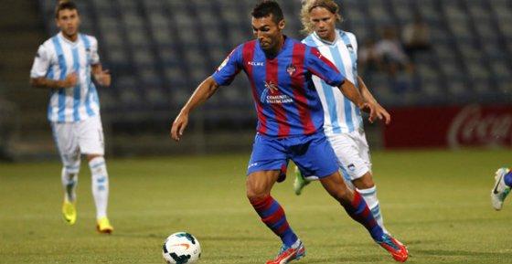 David Barral vuelve a la órbita del Málaga