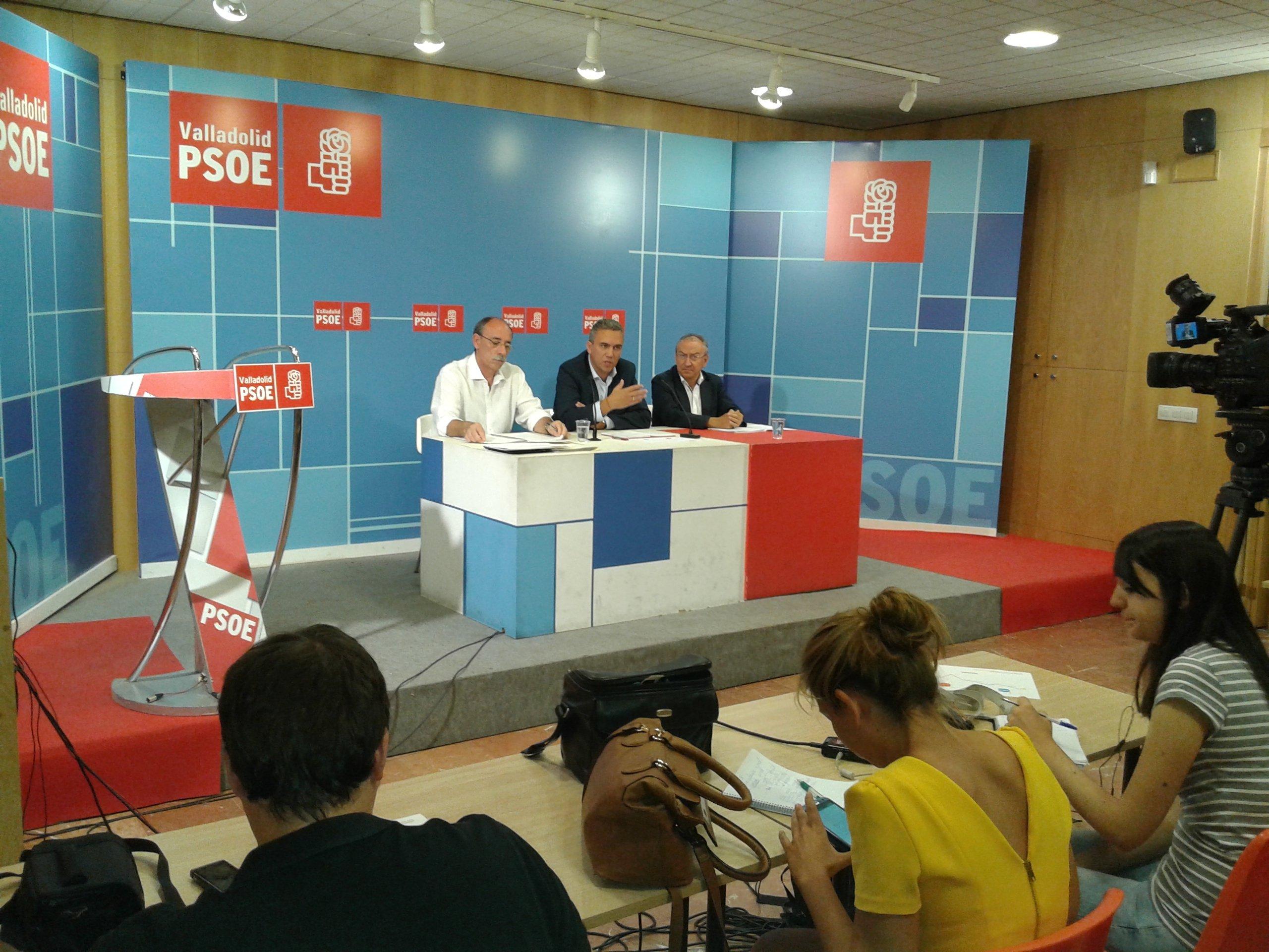 """""""¡Nueva marimorena en el PSOE de Valladolid!"""""""