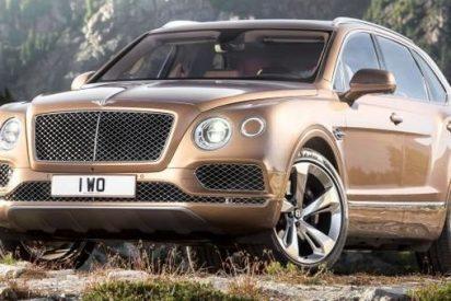 Bentley Bentayga, un SUV estratosférico