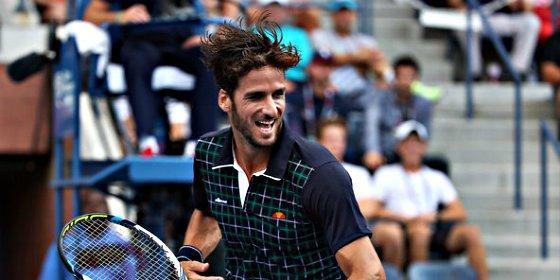 Feliciano encuentra kryptonita y saca a palos del US Open a Fognini, el verdugo de Nadal
