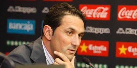 Tremenda rajada del director deportivo del Valladolid