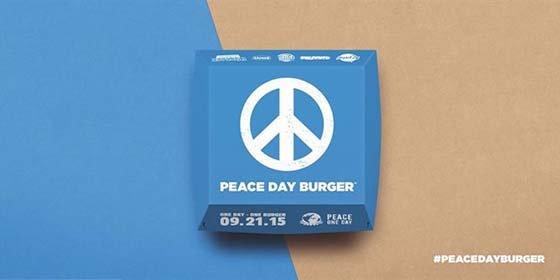 """La """"hamburguesa por la paz"""" de Burguer King tras el no de McDonald's al McWhopper"""