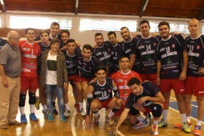 Voleibol Cáceres Patrimonio de la Humanidad se adjudicó la Edición XVIII del Trofeo Cáceres