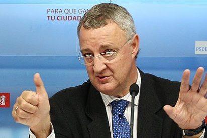 El exministro socialista Jesús Caldera deja la política tras 33 años de diputado