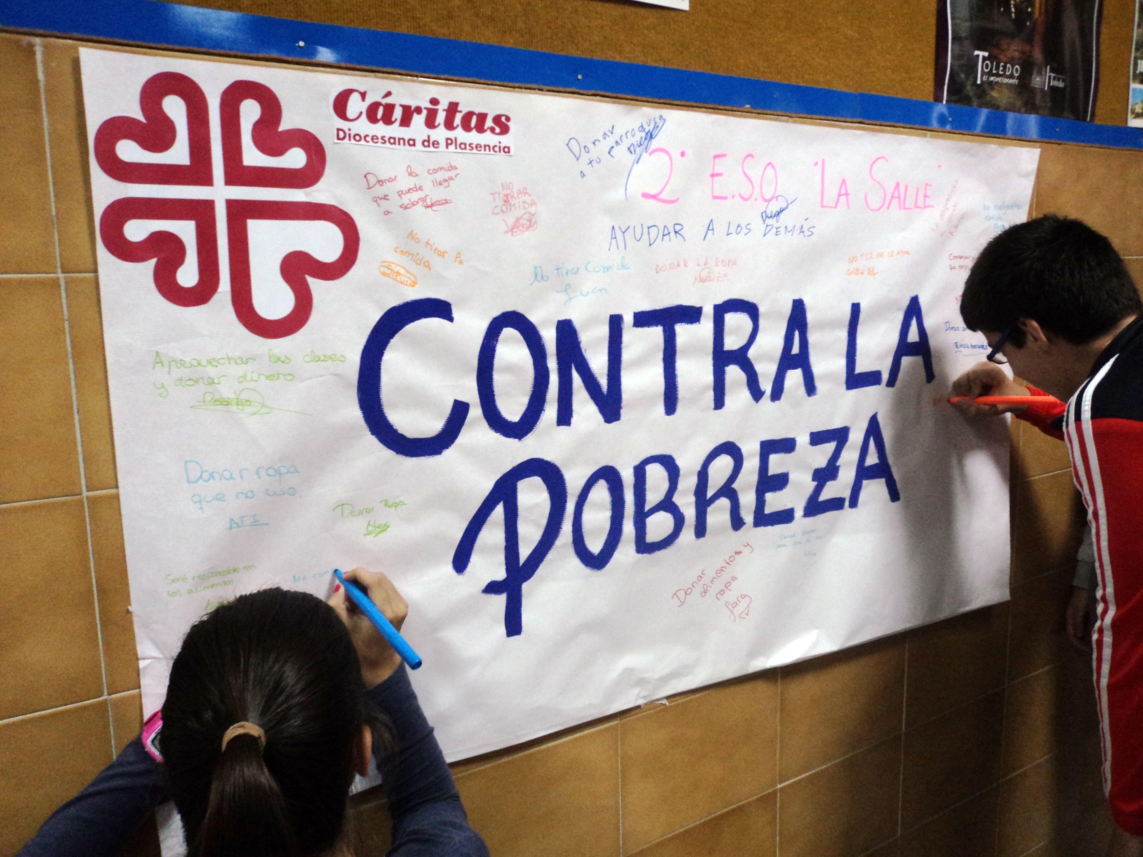 Cáritas presenta un decálogo de medidas contra la desigualdad ante las próximas elecciones generales