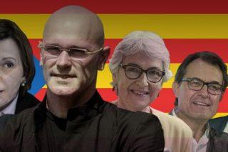 La lista independentista de Artur Mas se queda a 7-8 escaños de la mayoría absoluta