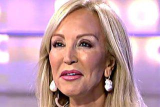 Condenan a los de 'Telecinco' a pagar 120.000 euros a Carmen Lomana por los insultos que le propinaron en 'Sálvame'