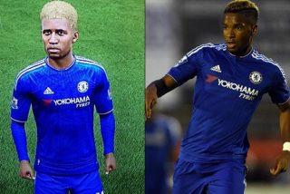 Un jugador del Chelsea se queja... ¡de lo feo que sale en el FIFA!