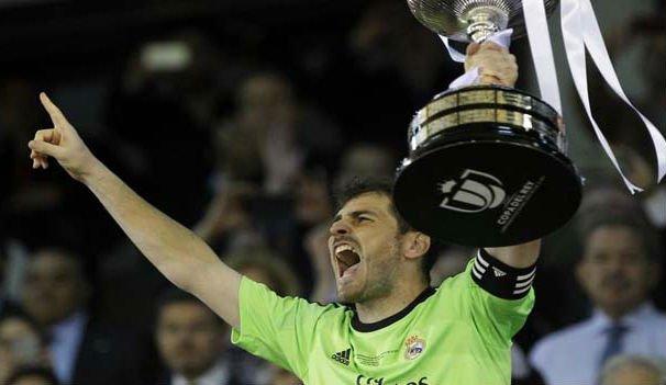 """Casillas no tolera que nadie ponga en duda su madridismo: """"¡Mírate este vídeo!"""""""
