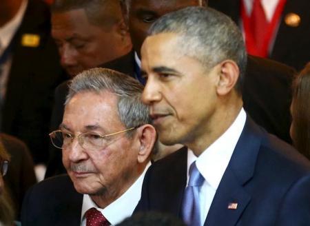 Presidentes de Cuba y EEUU hablan telefónicamente sobre la visita del Papa