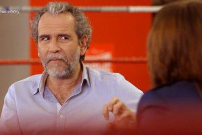 ¡Vaya banda!: Willy 'Taradez' se junta con el proetarra Sabino Cuadra para dar aliento a unos violentos piqueteros