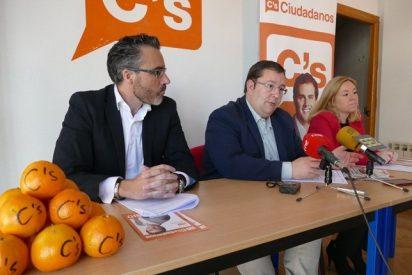 Ciudadanos ejerce de Gobierno en Ávila