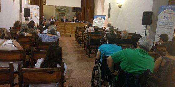 Clausurado el I Seminario Internacional sobre Cooperación, Investigación y Discapacidad