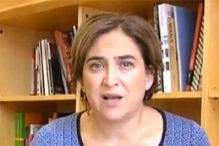 """Ada Colau no esconde su cara separatista: """"El PP tiene alergia al derecho a decidir en Cataluña"""""""
