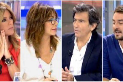Duelo sexista en la tertulia de Ana Rosa por la foto de Arrimadas en El Mundo: