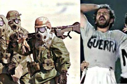 REPORTERO DE GUERRA: Pacifistas y Patriotas (XIII)