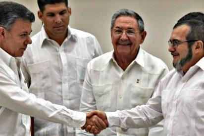 Colombia y los narcoterroristas de las FARC se dan un plazo de 6 meses para firmar la paz