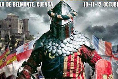Cuenca/ Torneo Internacional de Combate Medieval en el Castillo de Belmonte