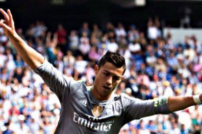 Cristiano Ronaldo recobra sus superpoderes y le mete 5 goles al Espanyol