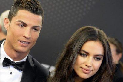Cristiano Ronaldo reacciona ante el último desnudo de Irina