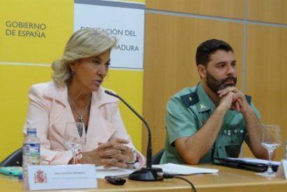 Extremadura inicia una campaña de control del cinturón y sistemas de retención infantil