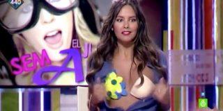 """Cristina Pedroche: 'Me quiero mucho, pero de pequeña me llamaban gitana y cola-cao"""""""