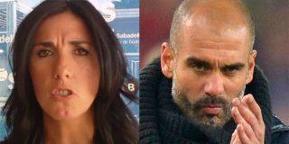 """Cristina Cubero le echa narices y responde a Guardiola: """"Él no es nadie para decirnos lo que tenemos que votar"""""""