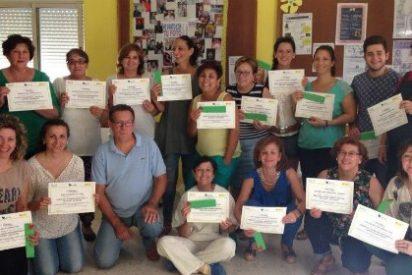 """La Residencia San Martín de Porres de Miajadas finaliza un """"Curso Básico de Cocina"""""""