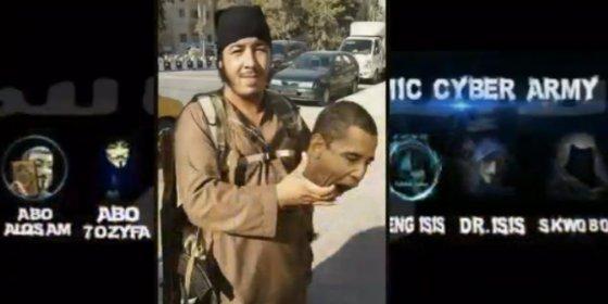 "El terrorífico vídeo de la 'Ciberarmada Islámica': ""Vamos a repetir el 11-S"""
