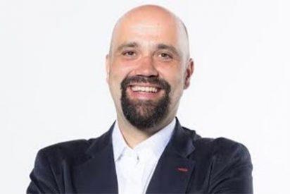 """David del Cura: """"¿La marcha de Herrera a COPE? Hay mucho partido todavía"""""""