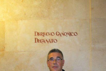 Nuevo decano de Derecho Canónico de la UPSA