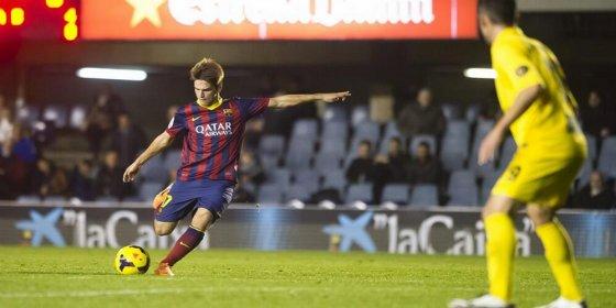 El Barcelona mira a Villarreal en busca de un sustituto para Rafinha