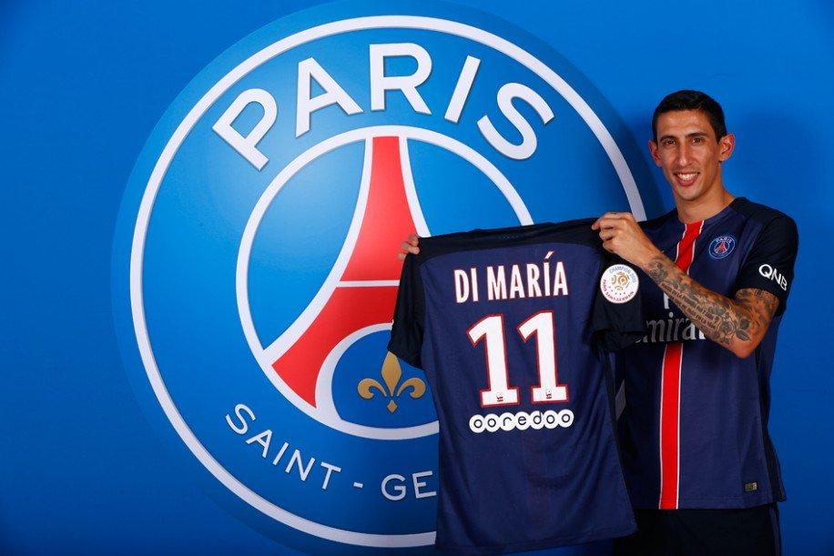 La sorprendente razón por la que Di María no fichó por el PSG el verano de 2014