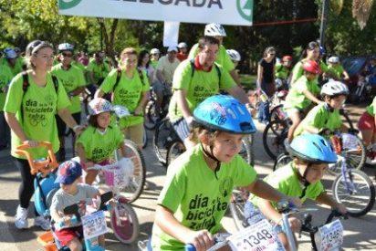 2000 personas han participado en el XXXIV día de la Bici de Zafra