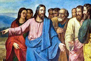 Dos actitudes muy de Jesús